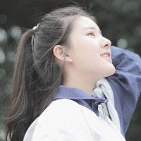 清纯可爱的女生qq头像精选图片