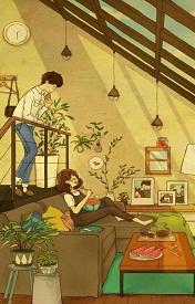 卡通版温馨浪漫的情侣可爱皮肤