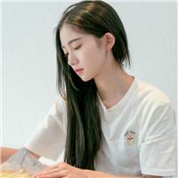 清纯可爱的长发女生头像十六张图片