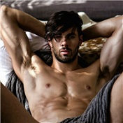 超霸帅气欧美肌肉型男头像精选十六张