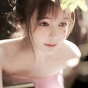 可爱小清新美女头像 犹如小天使般的治愈心灵