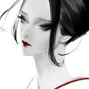 个性好看手绘动漫女生头像精选十六张